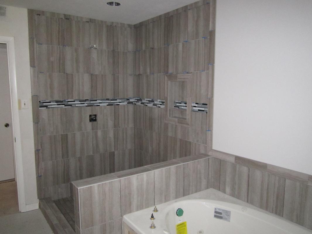 Custom Showers Riggs Flooring